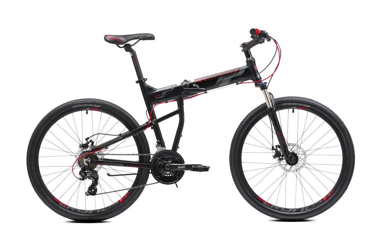 Велосипед Cronus Soldier 0.7 27.5 (2018) - купить по цене 19 693 р. с доставкой по Твери.
